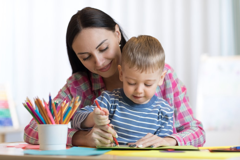 lady-with-child-coloring-min